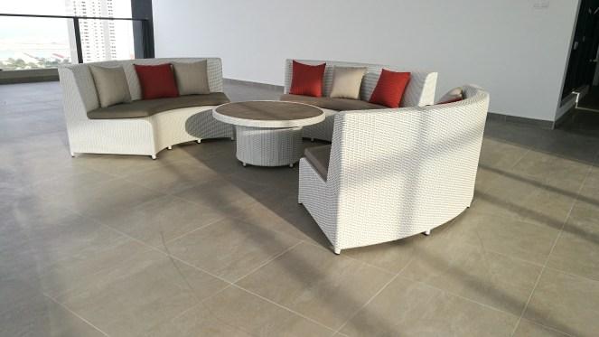 S53 Outdoor Sofa