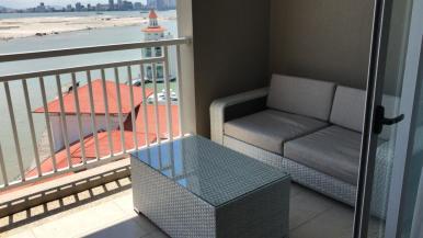 Quayside condo outdoor sofa set
