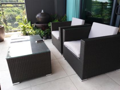 Alila 2 outdoor sofa