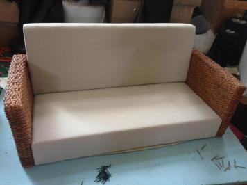 3-seater Seagrass Sofa