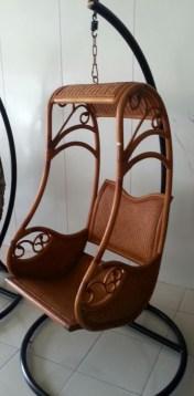 Rattan Hanging Chair :RM800