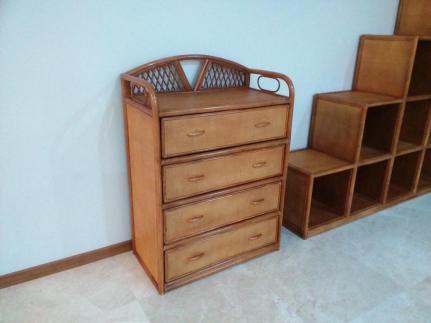 Rattan Cabinet 08