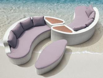 Outdoor Sofa S55
