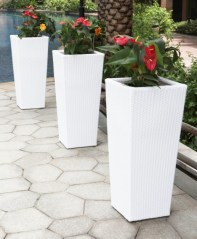 R-01 Outdoor Planter Vase