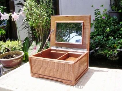 Rattan Box 1747