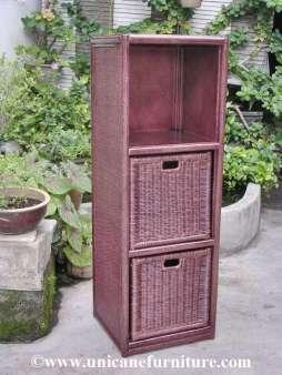 Rattan Cabinet 03