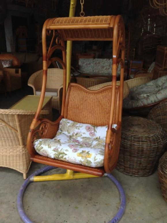Rattan hanging Chair 2144