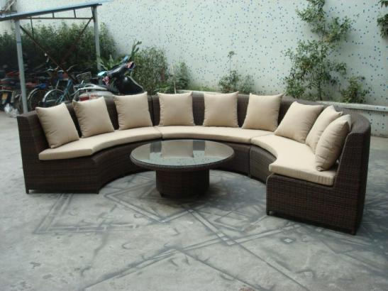 Outdoor Sofa S-53