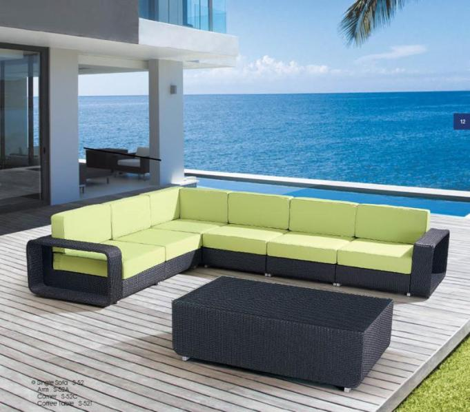 Outdoor Sofa S25