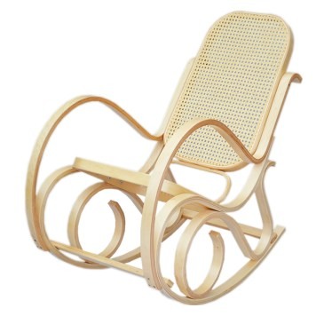 wooden-cane-rocking-chair