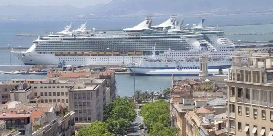 Calendario Crociere Cagliari 2020.A Cagliari L Italian Cruise Day 2019 Unica Radio