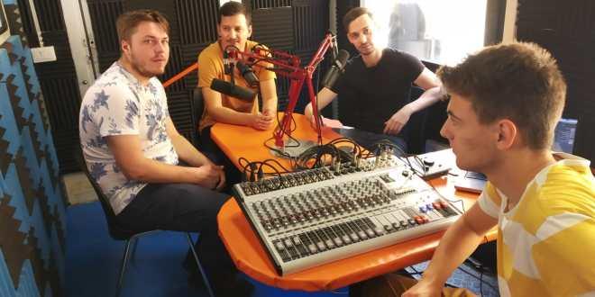 studio mobile live unica radio