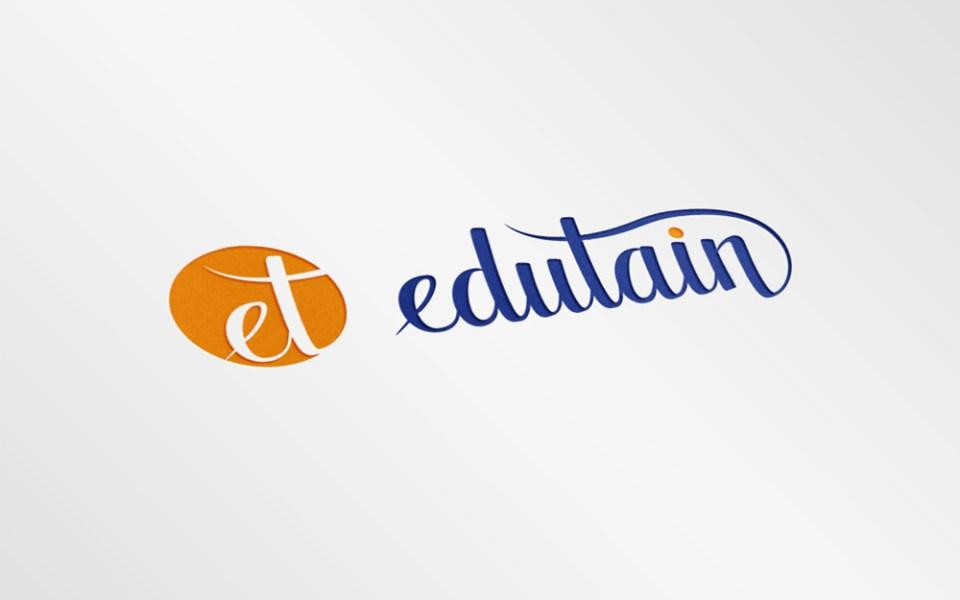 logo edutain