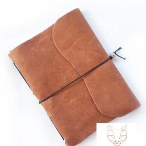 Travellers Notebook Leder handmade
