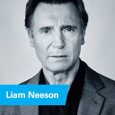 UNICEF Goodwill Ambassador Liam Neeson 1 child dies from violence every 5 minutes