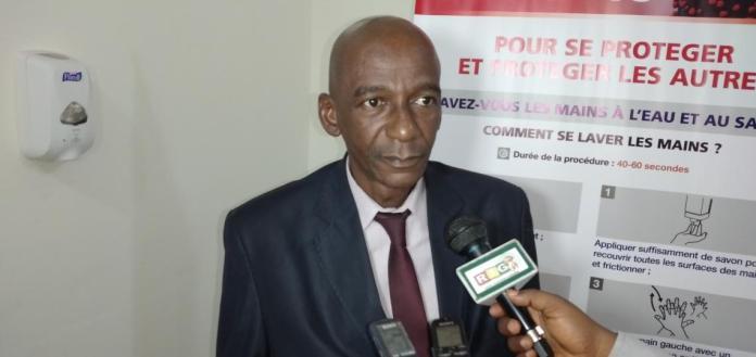 Dr Kaba Taliby, Directeur du service national de promotion de la santé