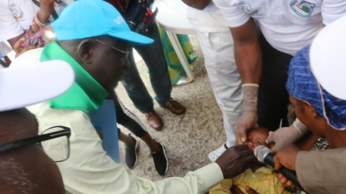 La campagne 2019 de vaccination contre la polio lancée