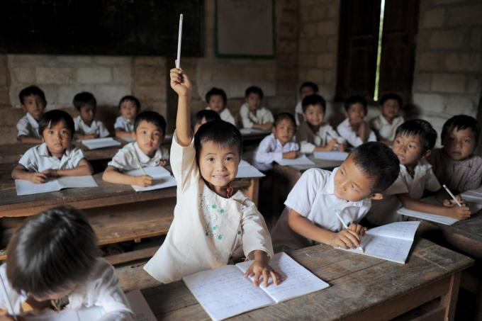 Inclusive and quality basic education | UNICEF Myanmar
