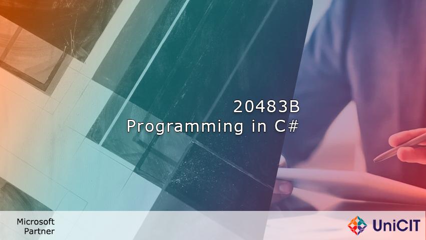 20483B - Programming in C