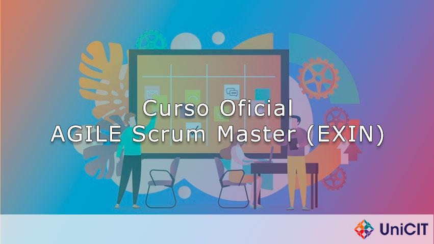 Curso Oficial AGILE Scrum Master (EXIN)