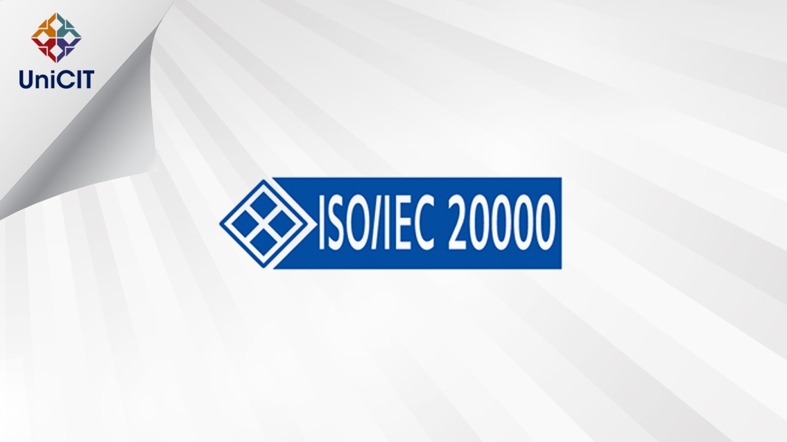 IT Service Management Foundation based on ISO/IEC 20000 – EXIN