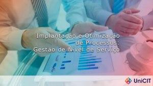Implantação e Otimização de Processos: Gestão de Nível de Serviço