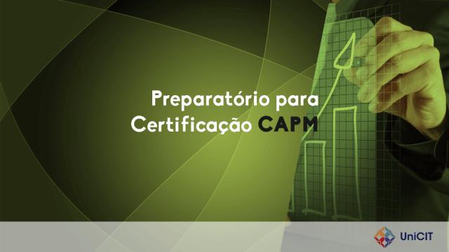 Preparatório para Certificação CAPM