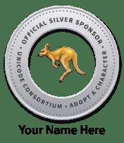 [kangaroo badge]