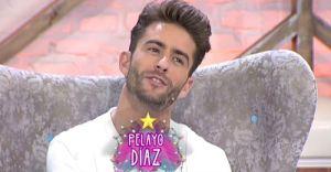 Pelayo Díaz en Cámbiame