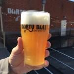 Glitter beer de Durty Bull