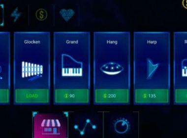escuchar musica - videojuego musical - unicornia dreams - novedades videojuegos