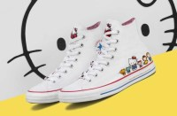 Hello Kitty - unicornia dreams - Converse - sneakers 2018 - sneakers cartoon - tendencias moda - zapatillas tendencia