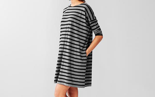 gapstripedress