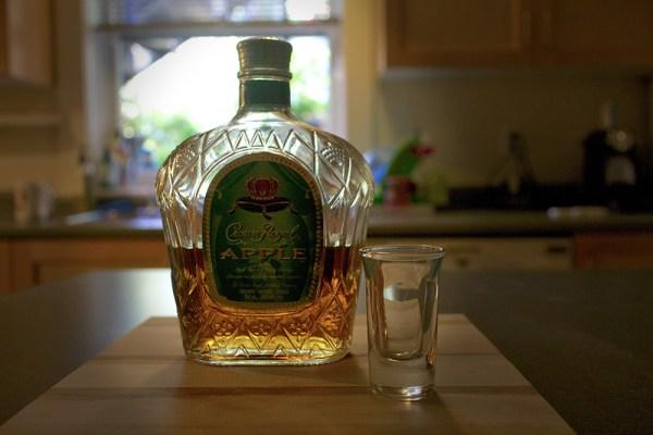 CAS whisky