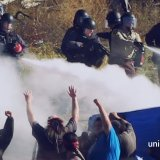 Police Attack #NoDAPL Water Protectors Defending Sacred Sites