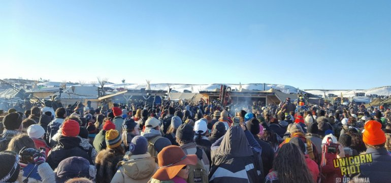 Army Corps Denies Dakota Access Pipeline Easement
