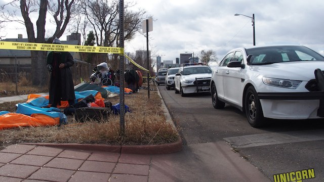 With Mayor's Approval, Denver Continues Survival Gear Confiscations