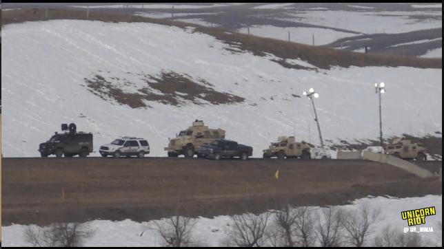 North Dakota Dismantles #NoDAPL Oceti Camp F23-hmv2
