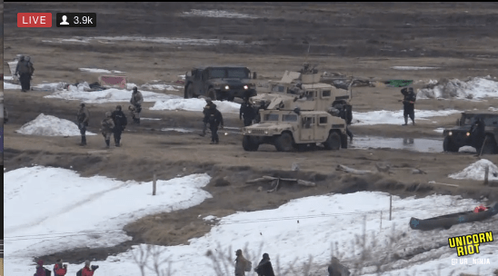 North Dakota Dismantles #NoDAPL Oceti Camp F23-wrap2