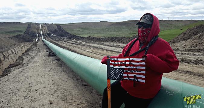 Dakota Access Pipeline Begins Commercial Operations