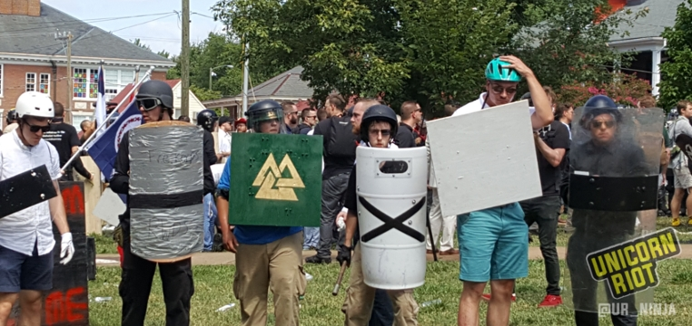 DATA RELEASE: White Supremacist Fundraising & Planning for Charlottesville