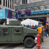 Minneapolis Unrolls Corporate Red Carpet & Largest Security Op for Super Bowl LII