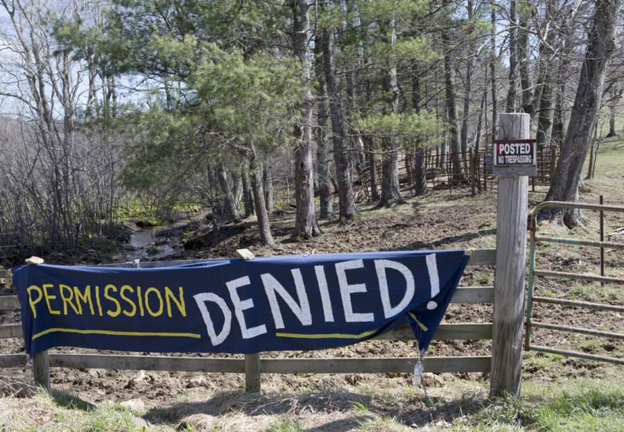 resistance to pipeline growing