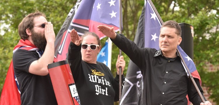 Georgia Police Used Fake News From Militia To Plan For Nazi Rally, Emails Show