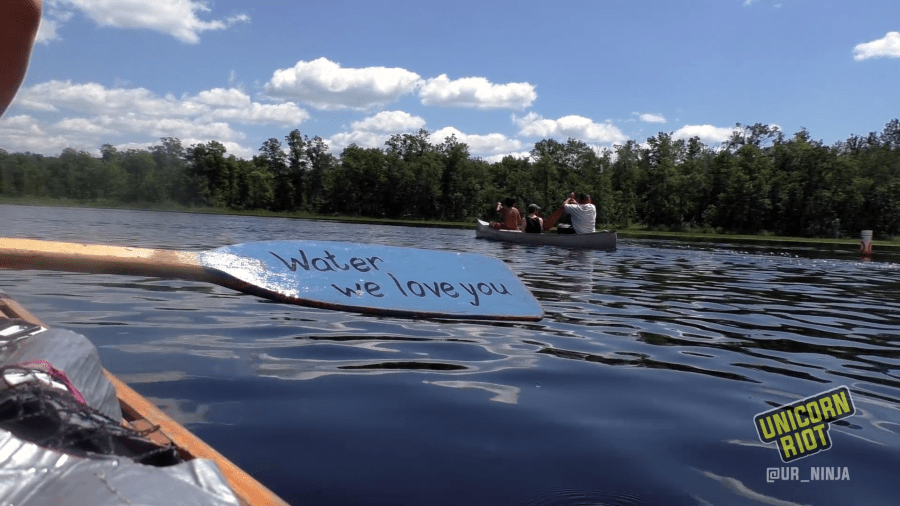 Paddle Messages