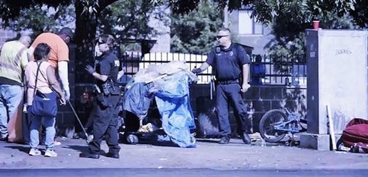 Denver Police, City Workers Throw Away Belongings Amid Lawsuit