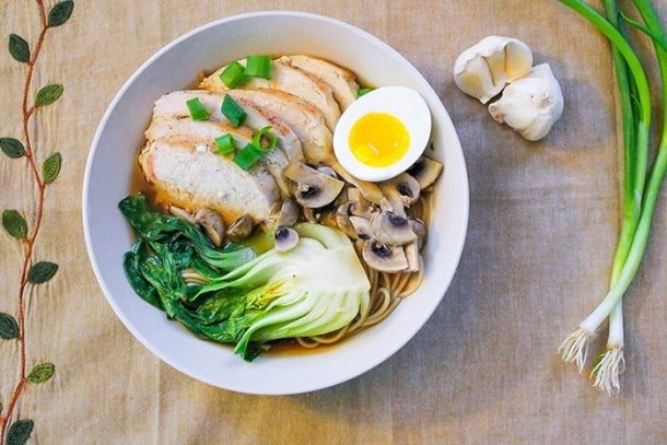 Learn how to make chicken ramen recipe with just a few ingredients.