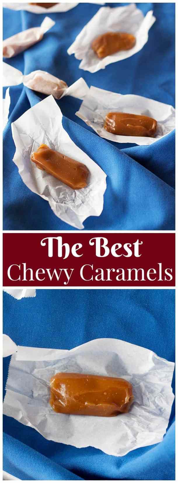 Use this Chewy Caramel Recipe with my tips and tricks this holiday season. These tiny treats are easy to make and they're great gifts for everyone.