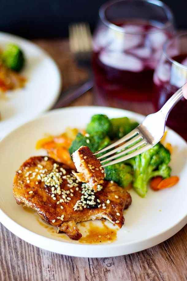30 minute honey sesame chicken unicorns in the kitchen this 30 minute honey sesame chicken is what you need for dinner tonight its forumfinder Images