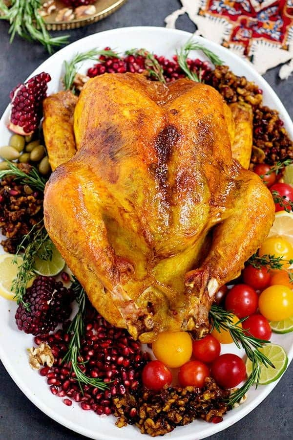 Use the best spices for turkey to make delicious Thanksgiving turkey with so much flavor.